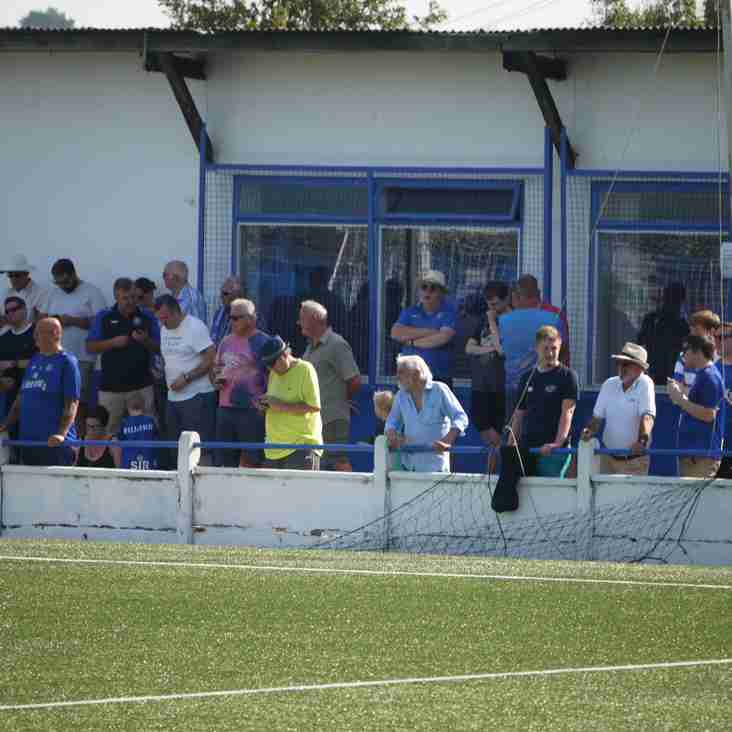 Margate bring in Whitstable winger