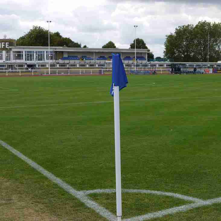 Shine a light! Enfield launch floodlight and ground improvement appeal