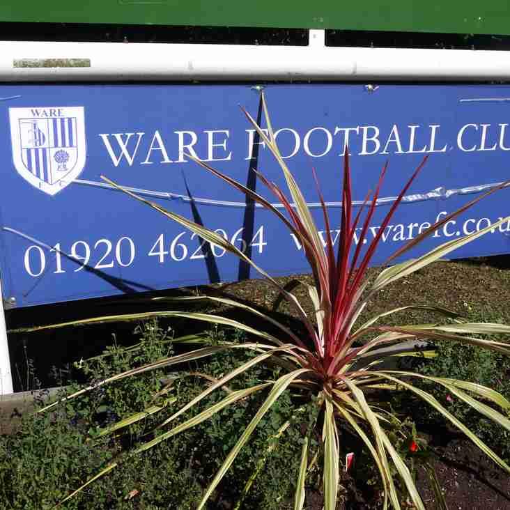 Ware reinforce their midfield