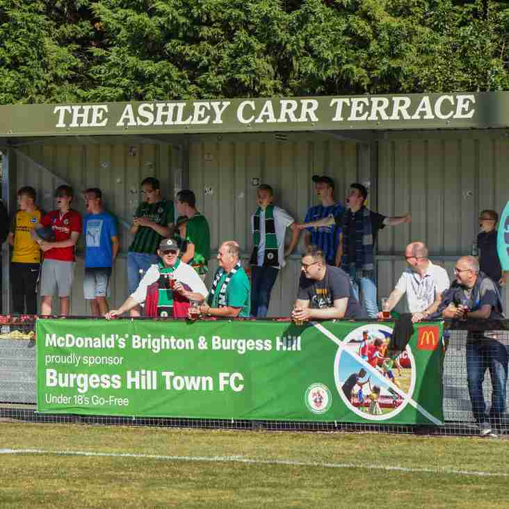 Hillians confirm their pre-season schedule