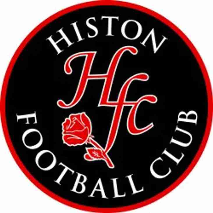 Histon go for Miles