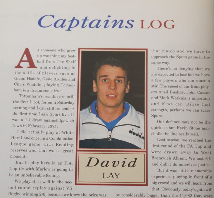 Marlow's Captain's Log