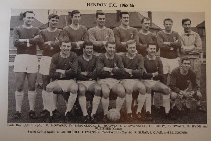 Hendon 1965-66