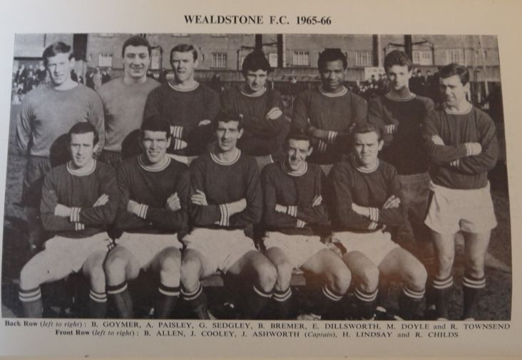 Wealdstone 1965-66