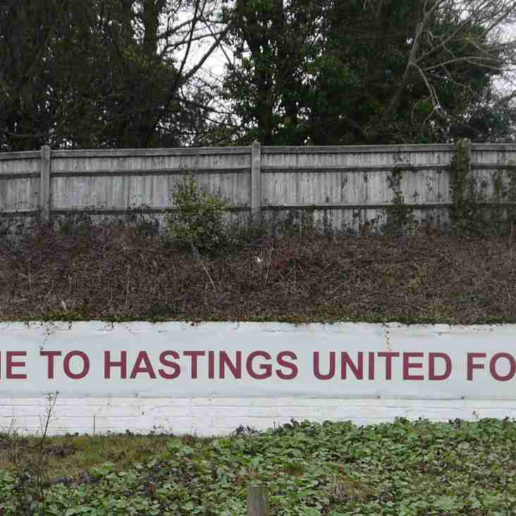Hastings go to Town