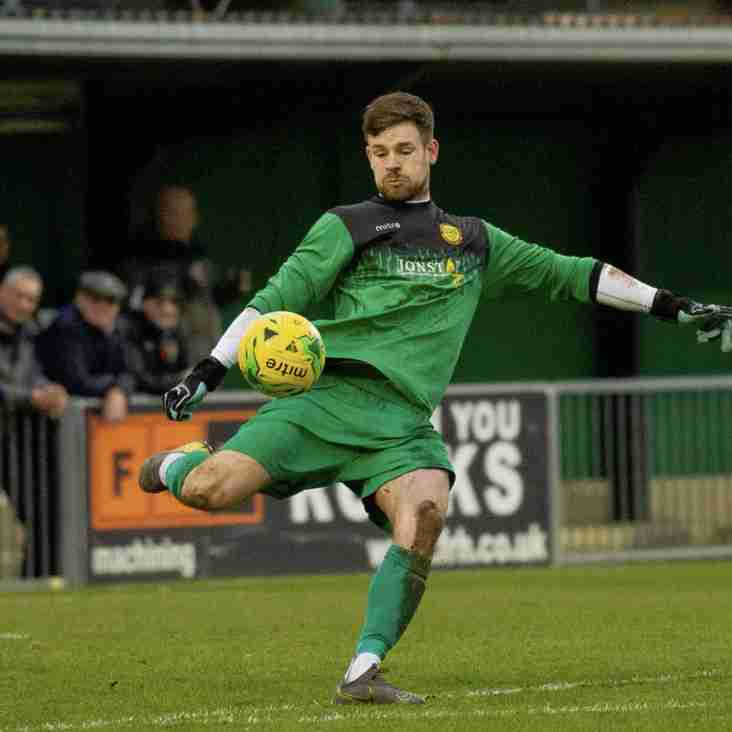 Moatsiders fans honour their keeper