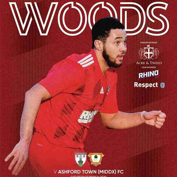 Woods and Towners get programme recognition