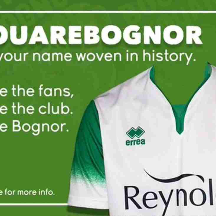 Bognor the latest club to launch crowdfunding appeal