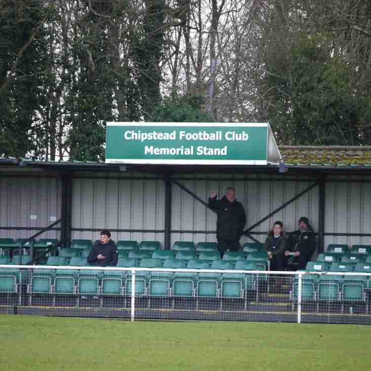 Pitching In Isthmian Supporters Predictions 2020-21: Chipstead