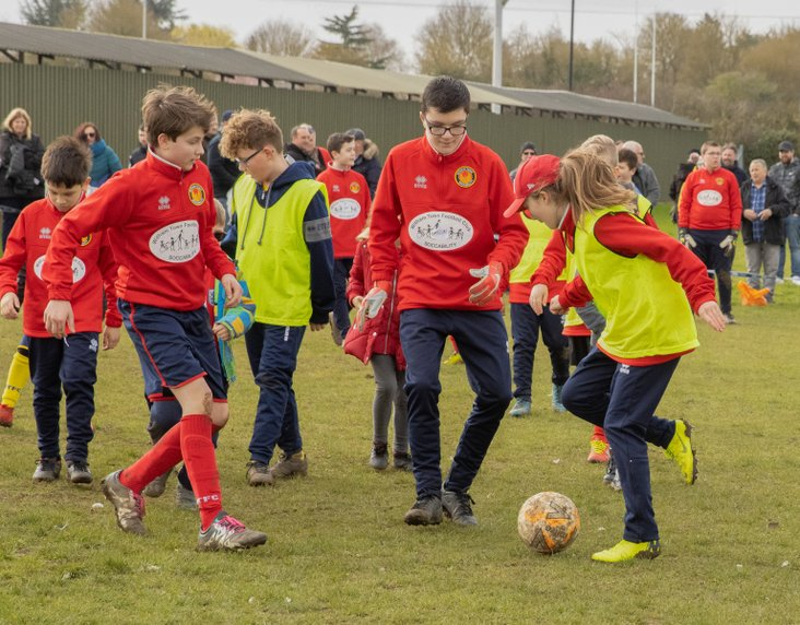 Witham Town Soccability