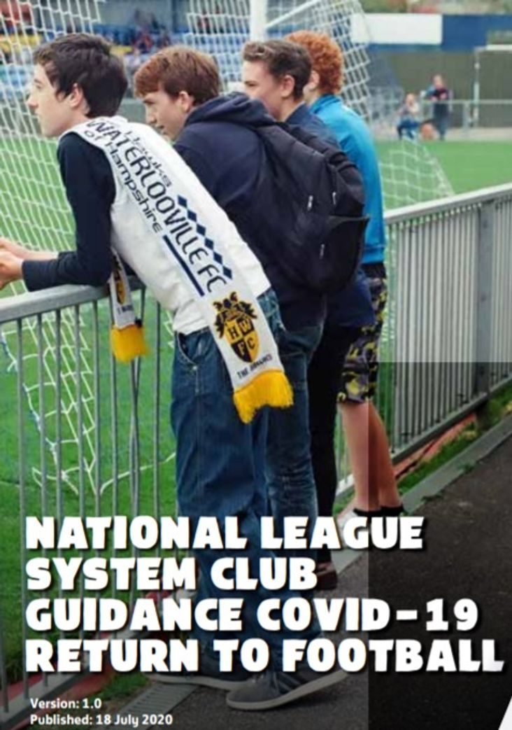National League system- club guidance- one of the documents available by following the link below