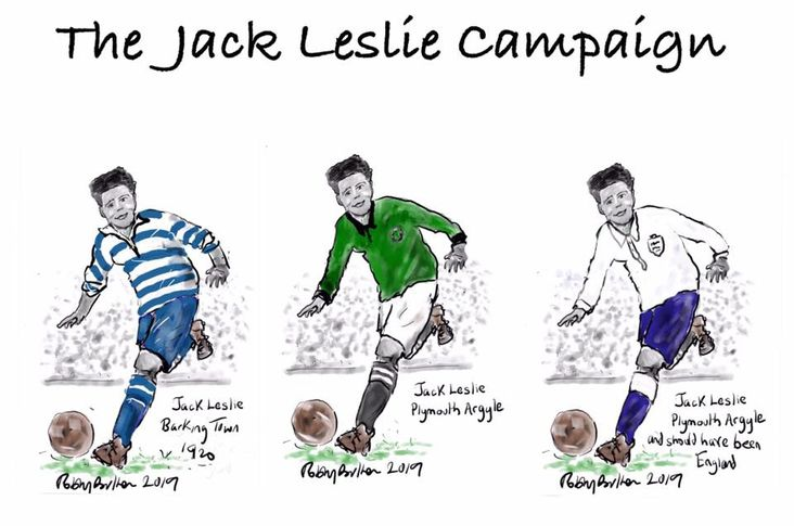 Jack Leslie prints by Private Eye cartoonist Rob Bullen