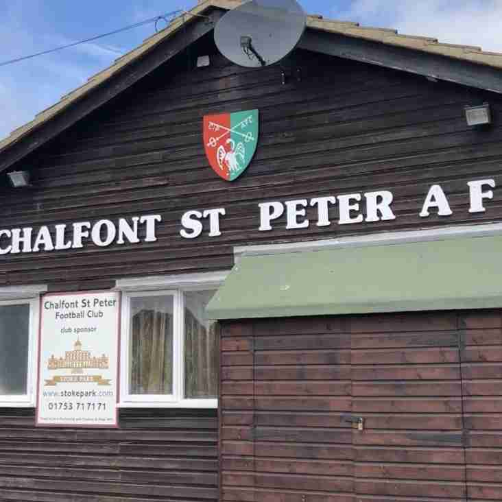 Pitching In Isthmian Supporters Predictions 2020-21: Chalfont St Peter