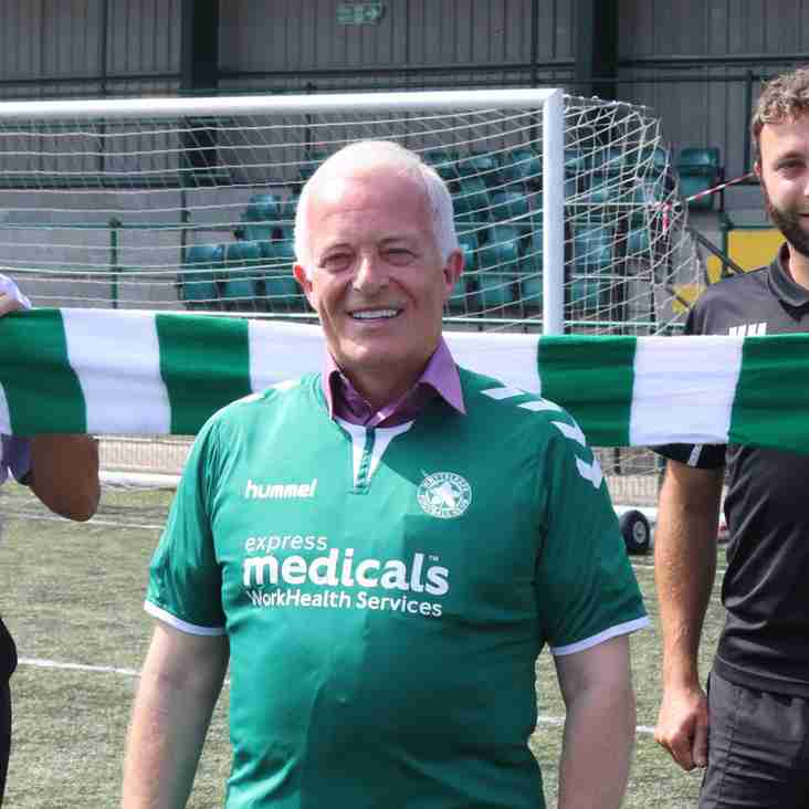 New sponsorship deal will provide wellness support for the whole Whyteleafe family