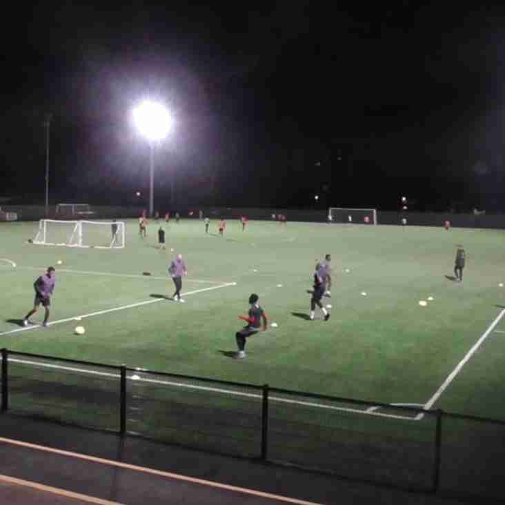 Barking open their new 3G pitch on Saturday