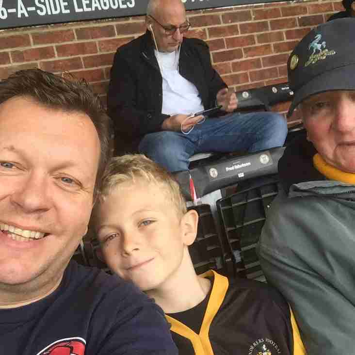 Pitching In Isthmian Supporters Predictions 2020-21: Cray Wanderers