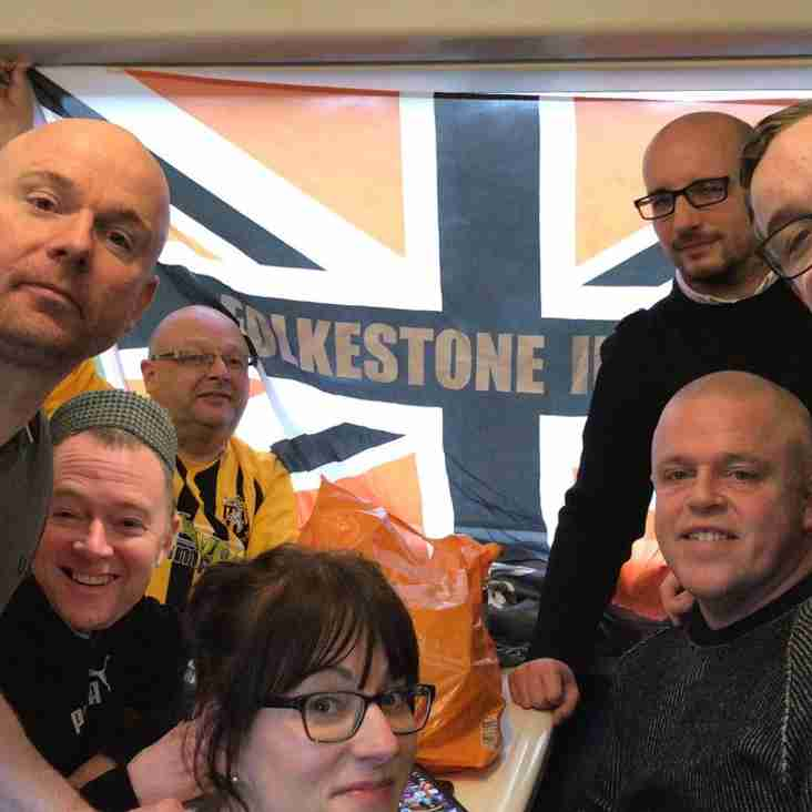 Pitching In Isthmian Supporters Predictions 2020-21: Folkestone Invicta