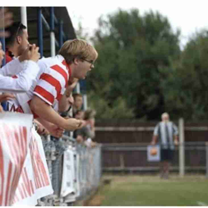 My First XI- Kingstonian, Ollie Underwood
