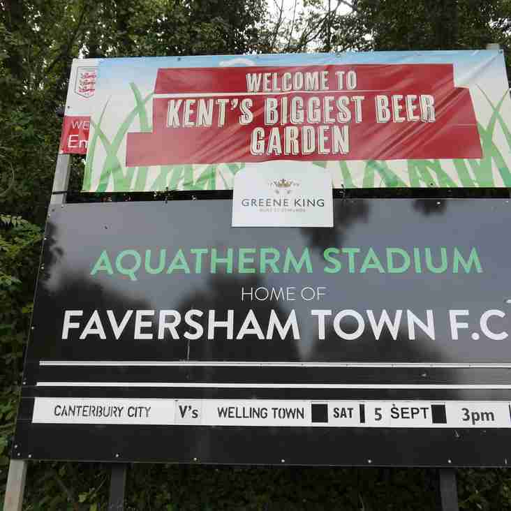 A World Tour of Kent Part Two: Faversham Town