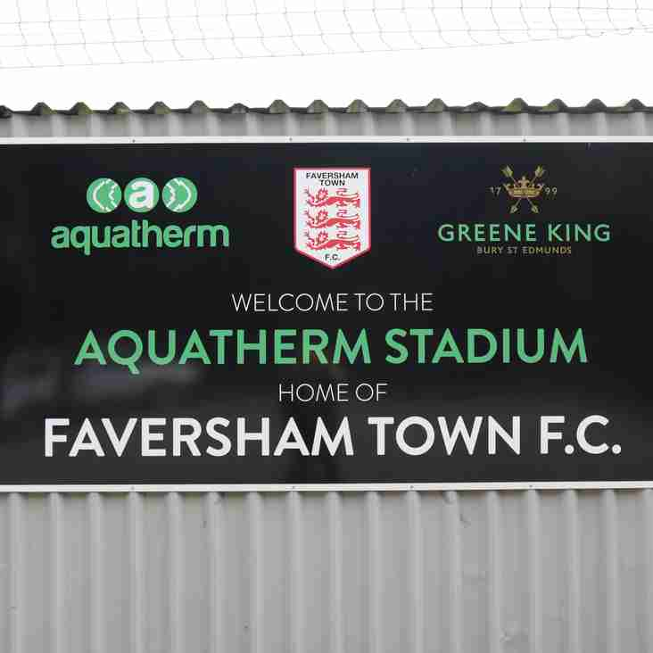 Unbeaten Faversham strengthen their midfield