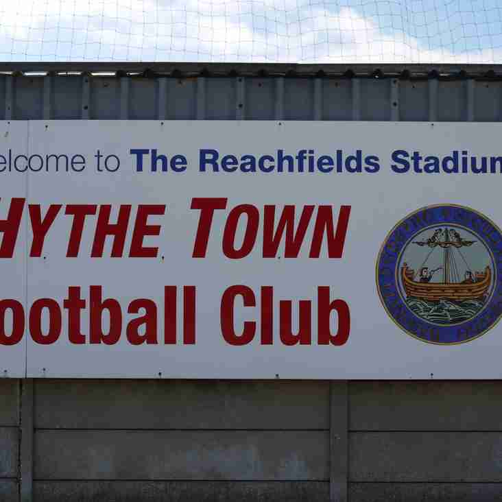 A new keeper for Hythe- and three points