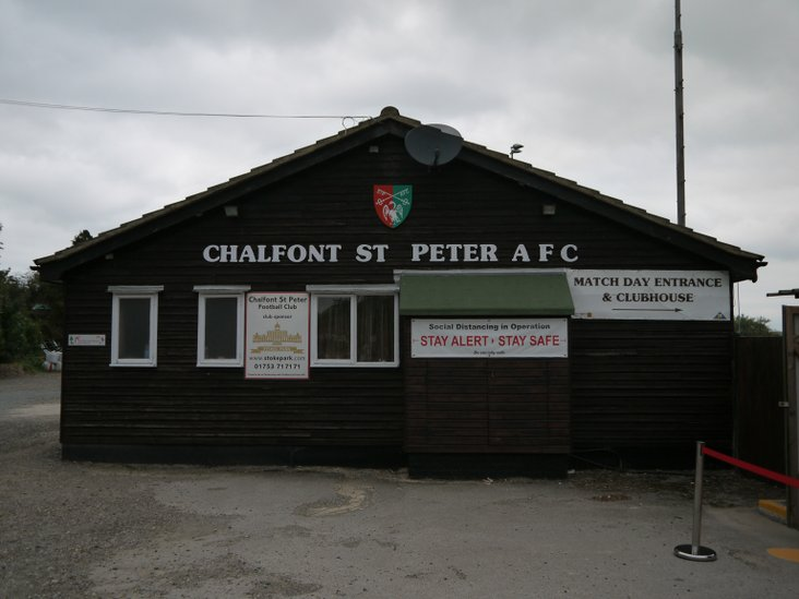 Chalfont Clubhouse