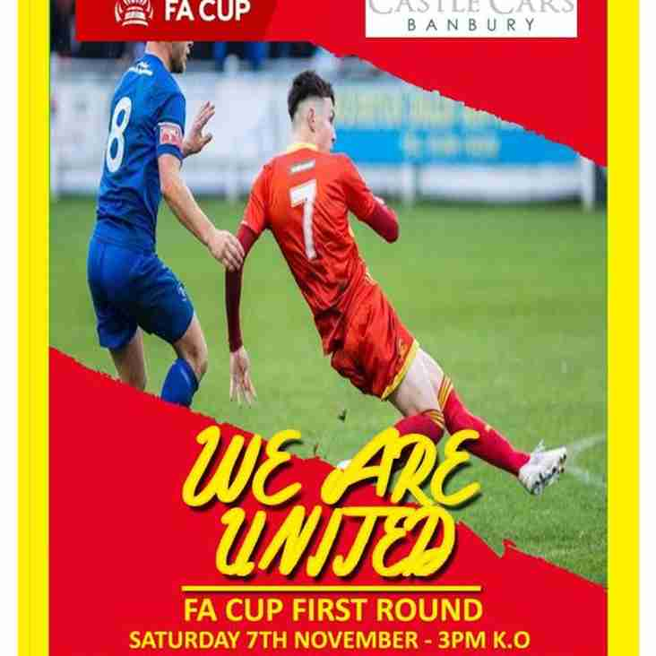 FA Cup Preview: Banbury United v Canvey Island