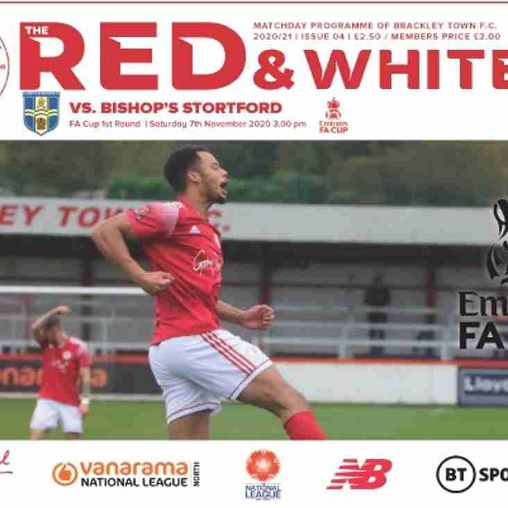 FA Cup Preview: Brackley Town v Bishop's Stortford