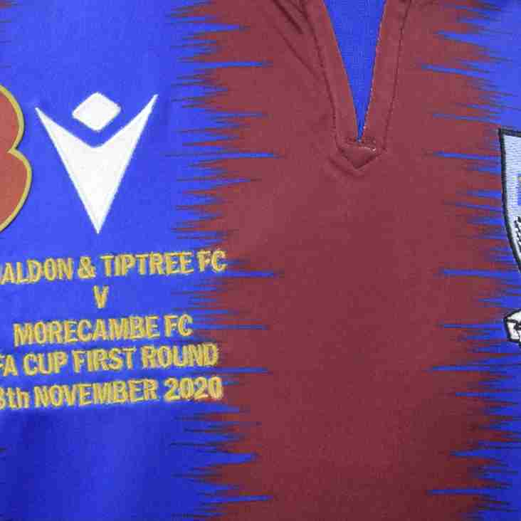 FA Cup Preview: Maldon and Tiptree v Morecambe