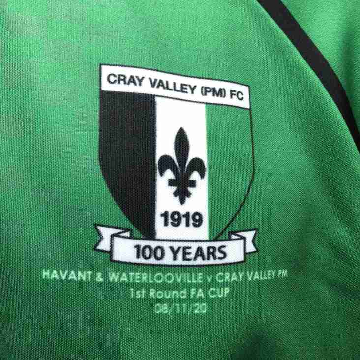 FA Cup Preview: Havant & Waterlooville v Cray Valley PM