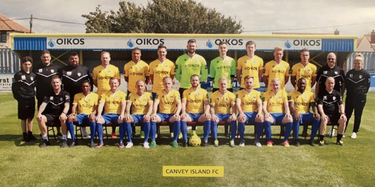 Canvey Island 2017-18