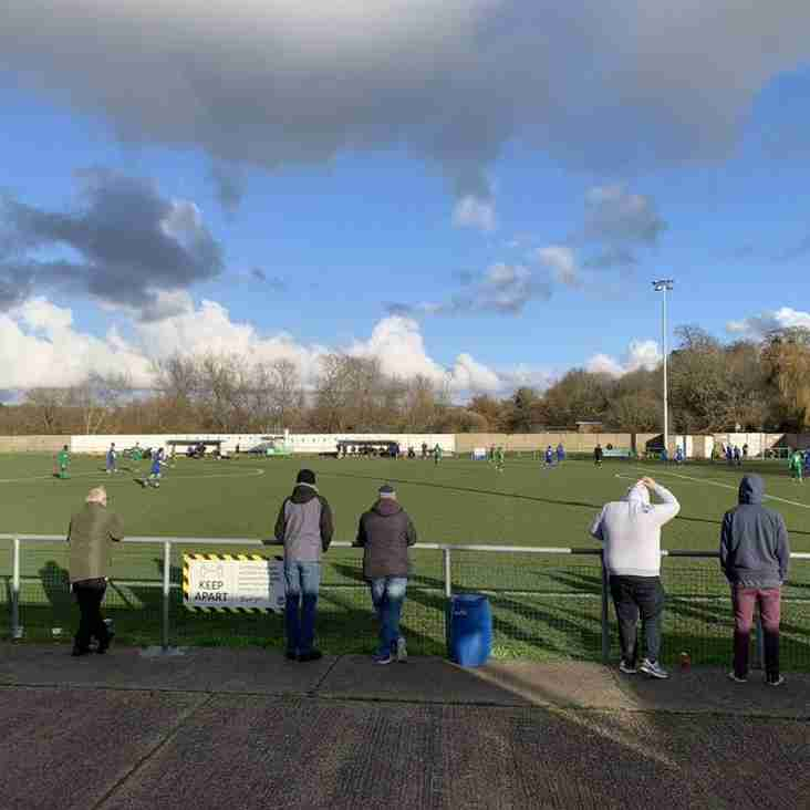 Millers and Casuals play out a seven goal thriller- and we also had a collection of friendlies