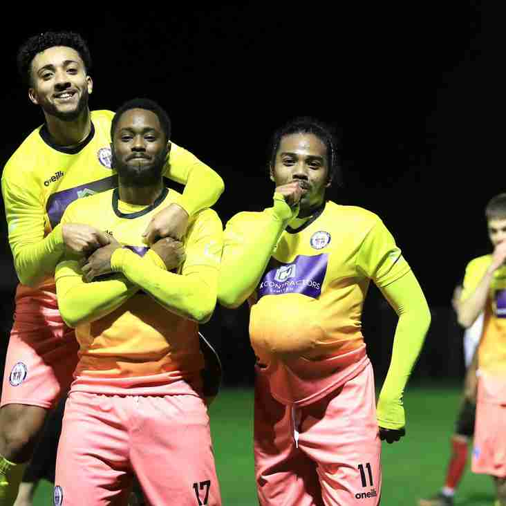 A Friendly- and County Cup- Round up