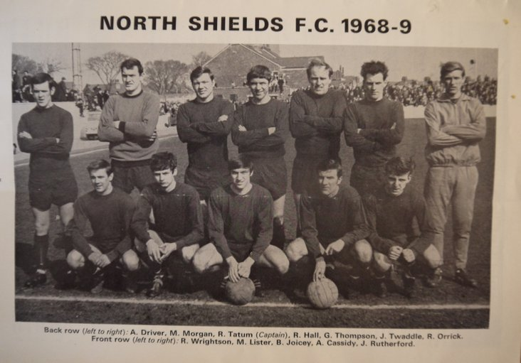 North Shields- FA Amateur Cup and Northern League Winners, 1968-69