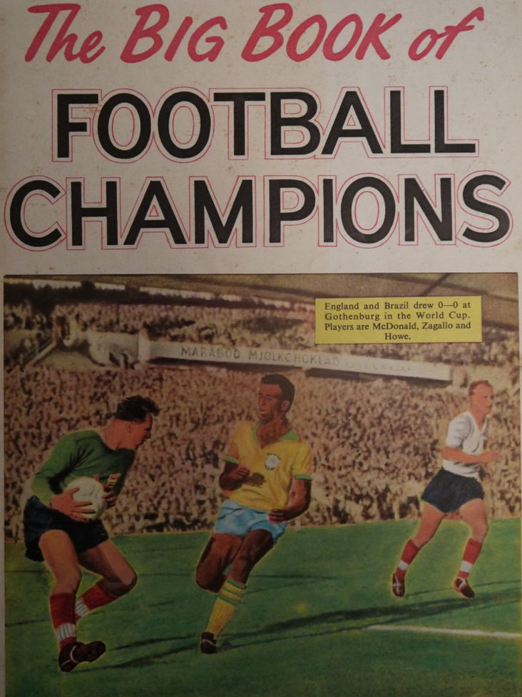 The Big Book of Football Champions, 1958