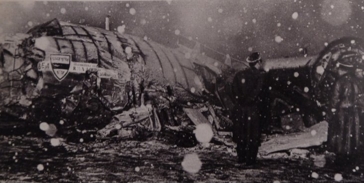 The technological aftermath of the Munich Air Disaster