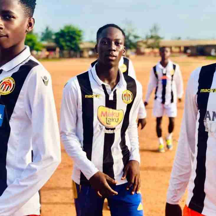 Swifts shirts making a difference in Africa