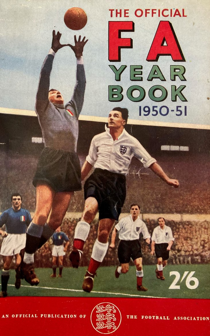 FA Yearbook 1950-51