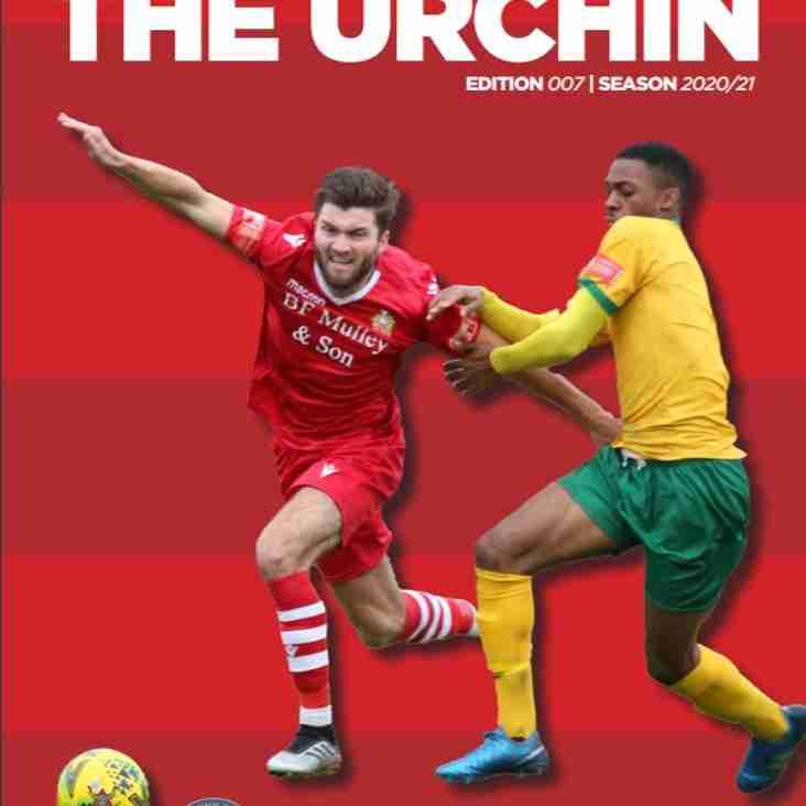 Urchins a step closer to Wembley
