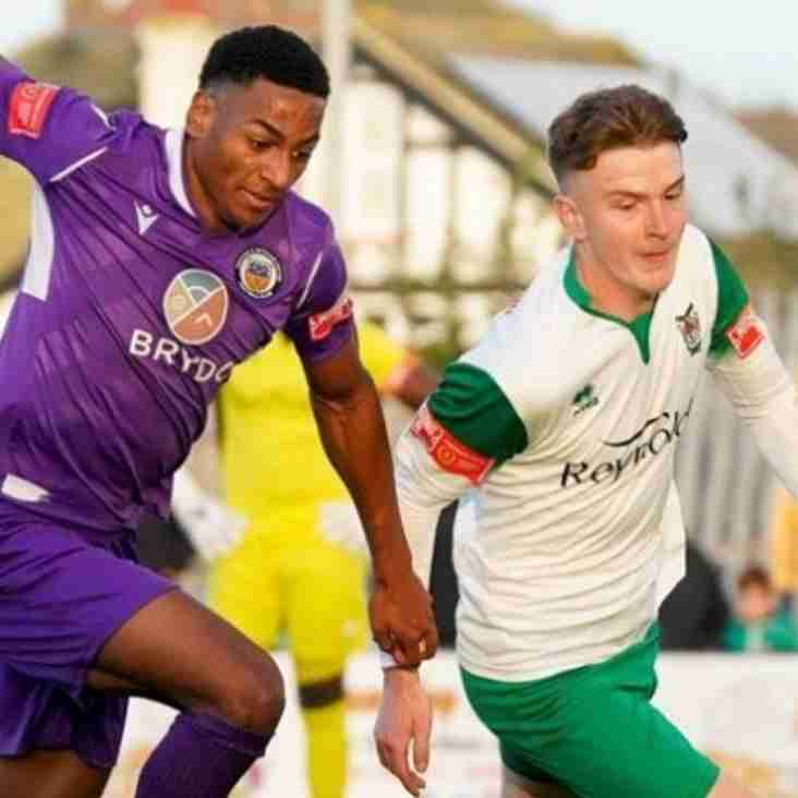 Bognor youngster heads for the Championship