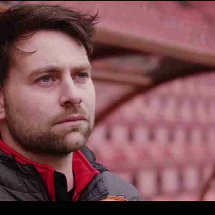 Tangerines boss Luke stars on Football Focus