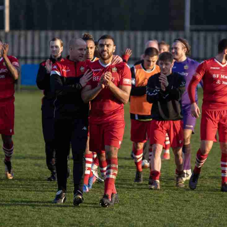 Relive a Hornchurch Triumph (or three)!