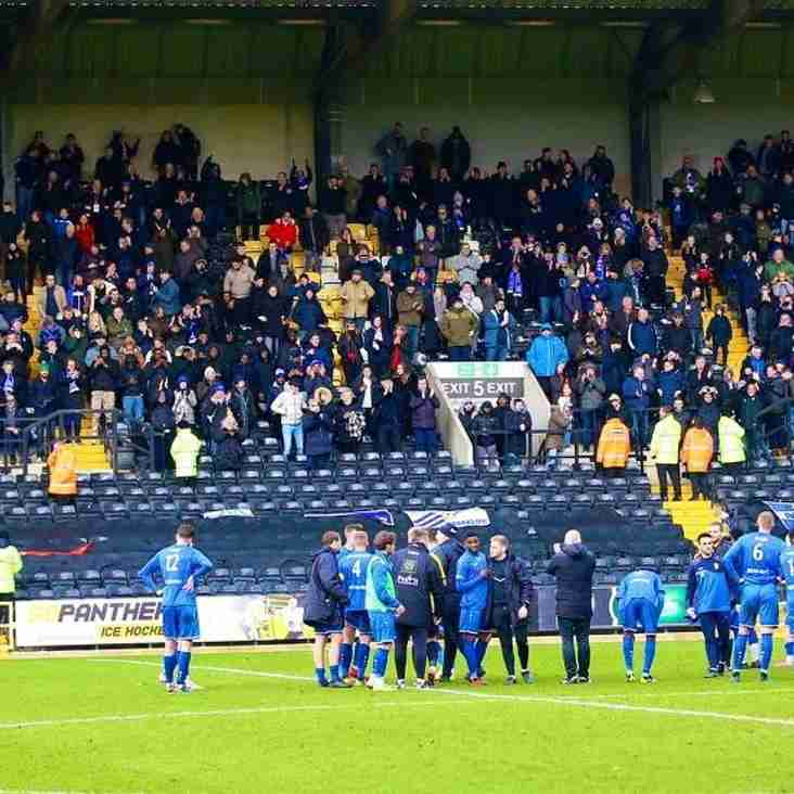 Millers take the Road to Meadow Lane