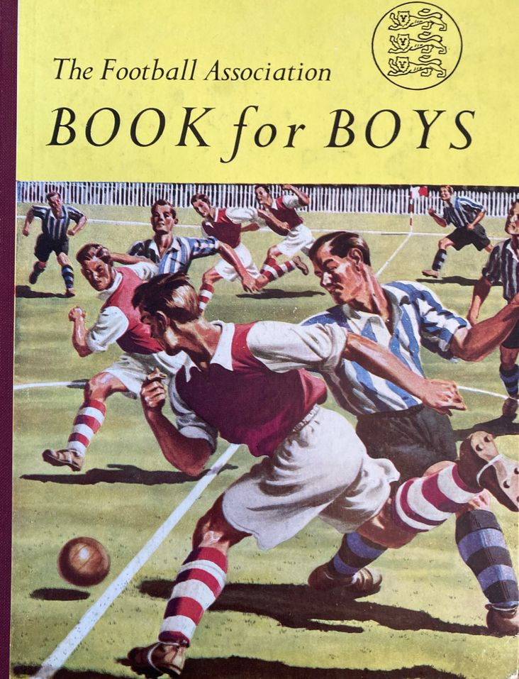 FA Book for Boys 1947-48