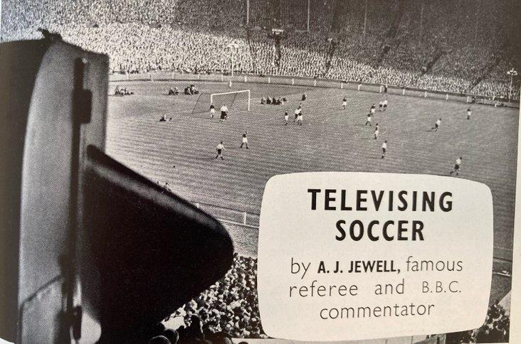 Televising soccer