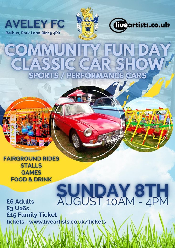 Aveley Community Fun Day