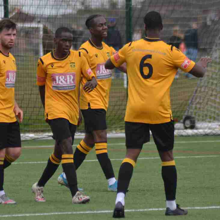 A quartet of weekend results
