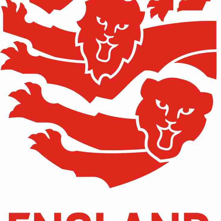FA launch 'England Football'