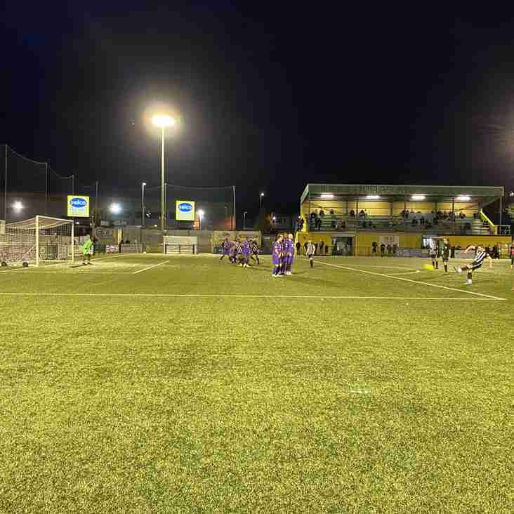 Geordies and Terrors play out a thriller- late into the night