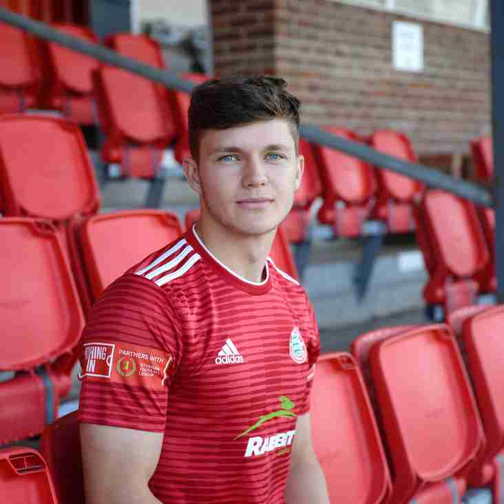 Worthing snap up Tanners talent